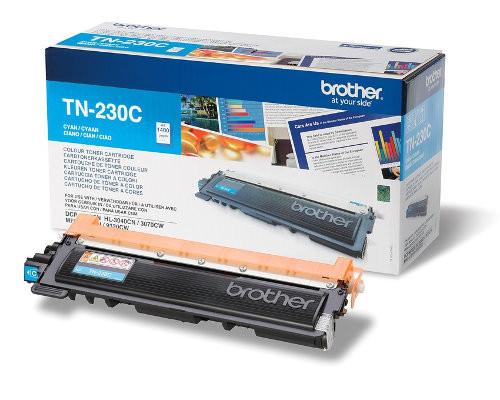 Brother Original-Toner TN-230C cyan