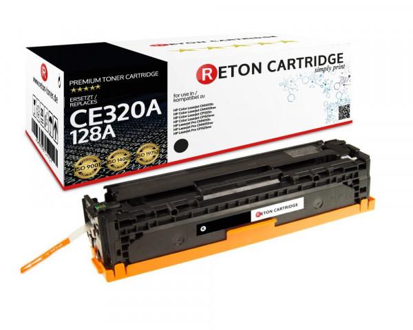Reton Toner ersetzt hp 128A / CE320A schwarz