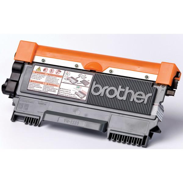 Brother TN-2220 Toner 2600 Seiten schwarz - in weißem Umkarton
