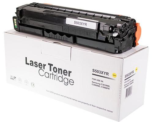 Business Toner ersetzt CLT-Y503L (5.000 Seiten) gelb