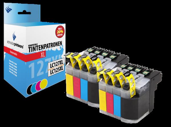 Schneiderprintware LC127XL / LC125XL 8er Pack