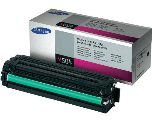 Samsung Original-Toner CLT-M504S (1.800 Seiten) magenta