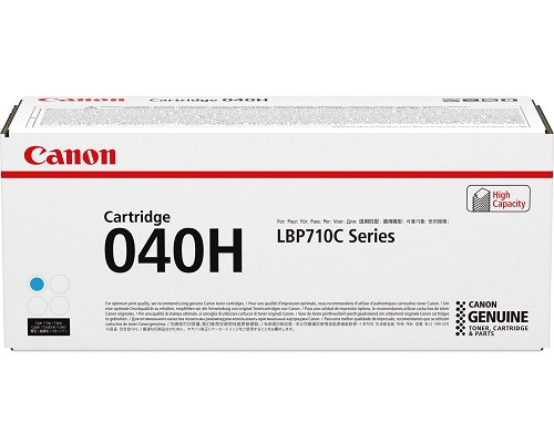 Canon 040H XL-Originaltoner cyan