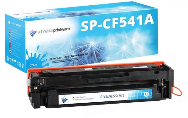 Schneiderprintware Toner kompatibel zu HP 203A / CF541A cyan