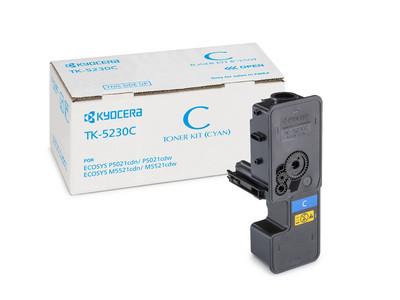 Kyocera TK-5230C Originaltoner cyan