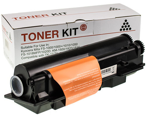 Business Toner ersetzt Kyocera TK-18