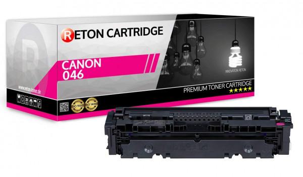 Original Reton Toner ersetzt Canon 046HM magenta