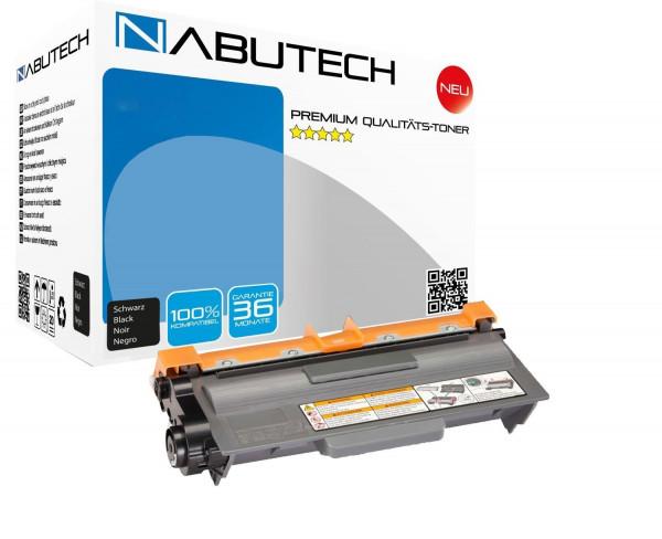 Nabutech Toner 60% mehr Druckleistung ersetzt Brother TN-3380