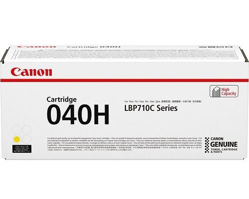 Canon 040H XL-Originaltoner gelb