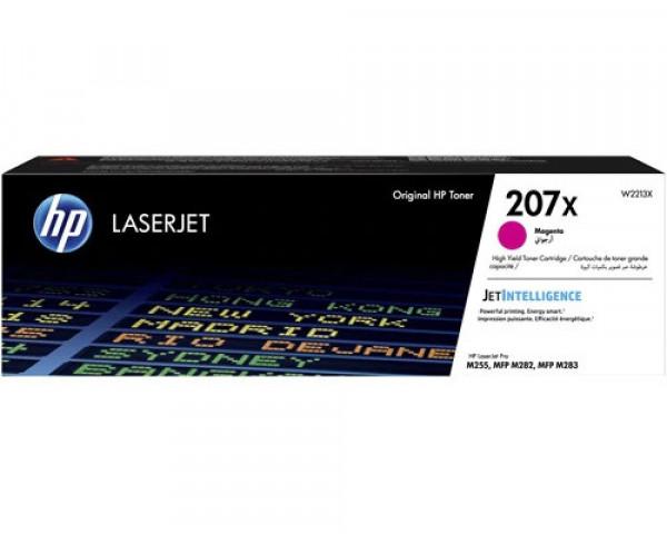 HP 207X/ W2213X Originaltoner magenta