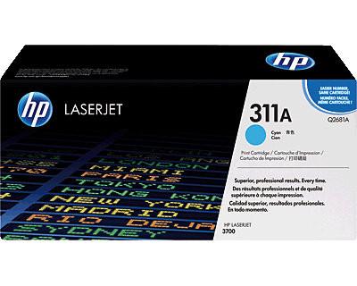 HP 311A Cyan Originaltoner (Q2681A)