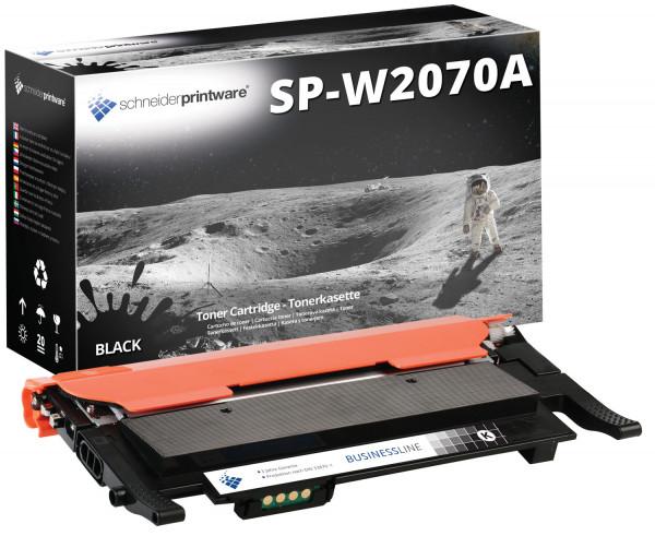 schneider Printware Toner 50% mehr Leistung ersetzt HP W2070A schwarz