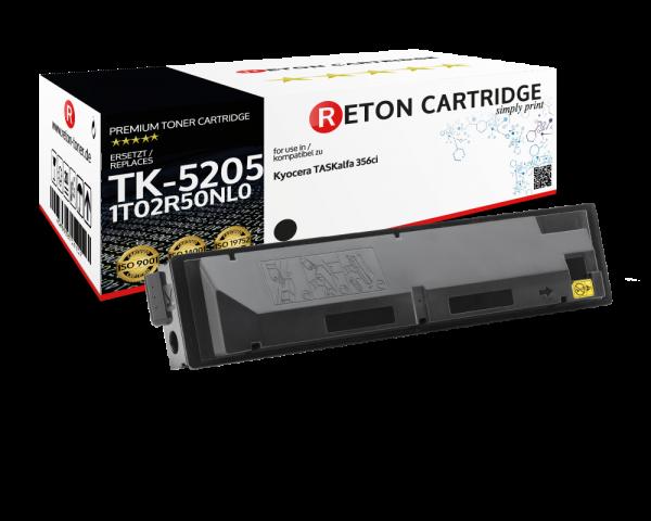 Original Reton Toner für Kyocera TK-5205K