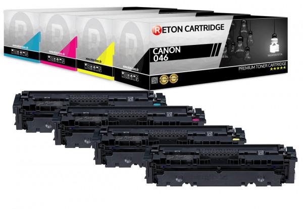 4 Kompatibel Reton Toner ersetzen Canon 046H 046