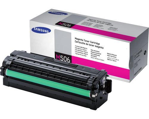 Samsung Original-Toner CLT-M506L/ELS (3.500 Seiten) magenta