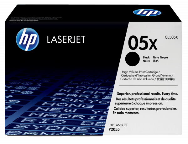 Original HP Toner CE505X