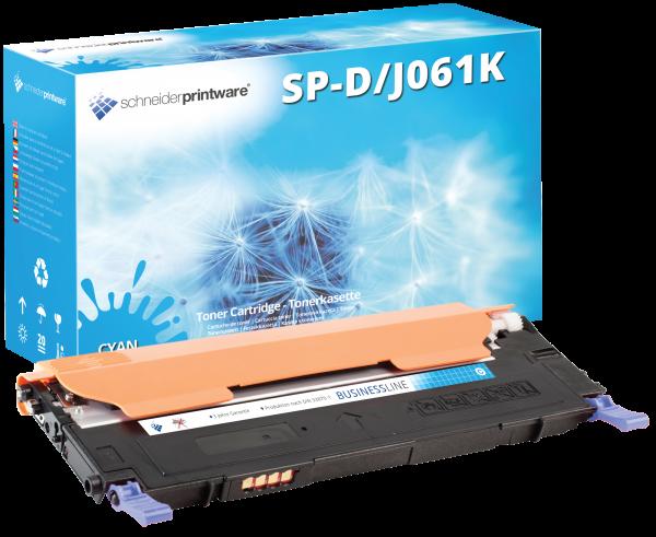Schneiderprintware J061K/ 593-10494 Cyan