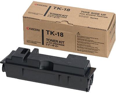 Kyocera Original-Toner TK-18 (7.200 Seiten)