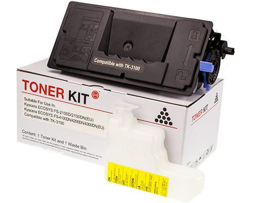 Business Toner ersetzt Kyocera TK-3100