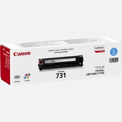 Canon Original-Toner 731C cyan