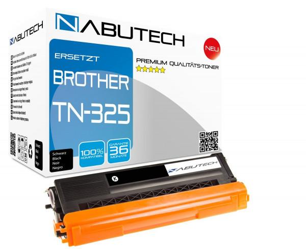 Fabrikneuer Nabutech Toner ersetzt Brother TN-325BK schwarz