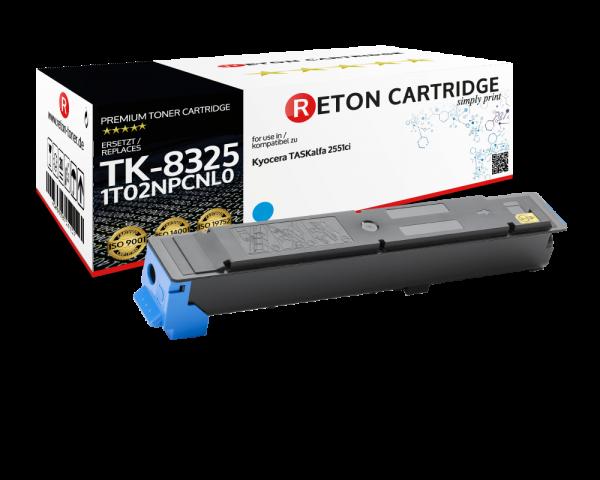 Original Reton Toner für Kyocera TK-8325C