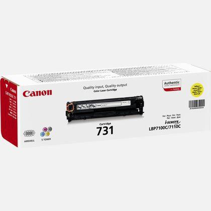 Canon Original-Toner 731Y Gelb