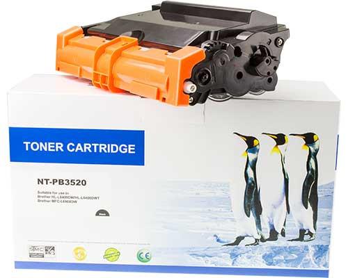 Schneider Printware Toner ersetzt Brother TN-3520 (20.000 Seiten)