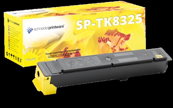 Schneiderprintware Toner für Kyocera TK8325Y