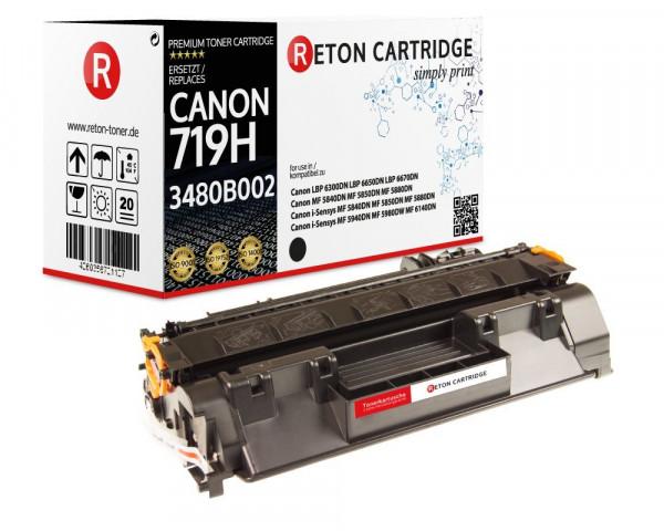 Reton Toner +50% höhere Reichweite kompatibel zu CE505X / CRG-719H