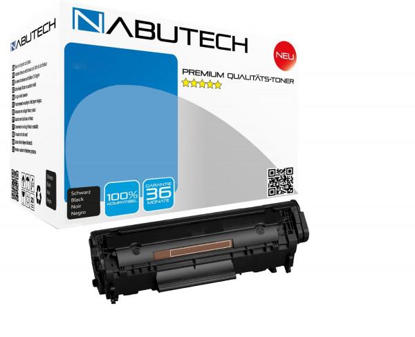 Nabutech Toner ( nach ISO-Norm 19752 getestet) ersetzt Canon FX-10