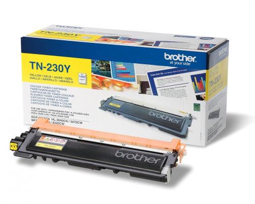 Brother Original-Toner TN-230Y gelb