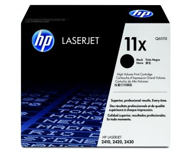 HP Originaltoner Q6511X für HP LaserJet 2410/ 2420/ 2430 (12.000 Seiten)