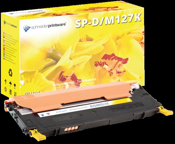 Schneiderprintware M127K/ 593-10496 Yellow