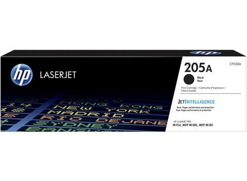 HP 205A/ CF530A Toner schwarz