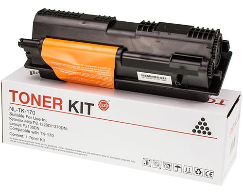Toner für Kyocera TK-170 | 100% höhere Reichweite |