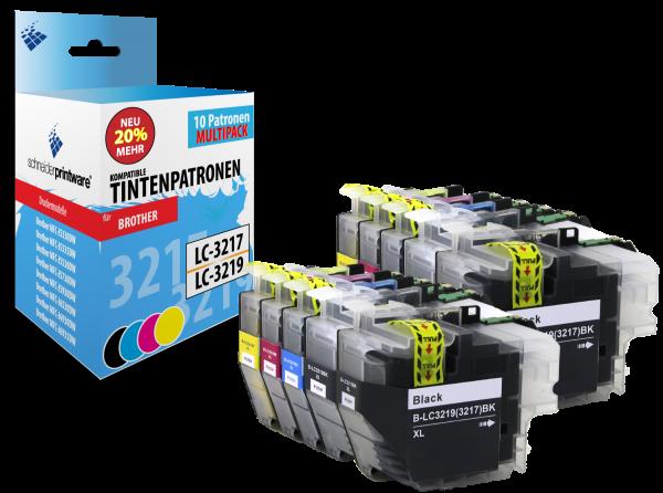 Schneiderprintware LC3219 / LC3217 10er Pack