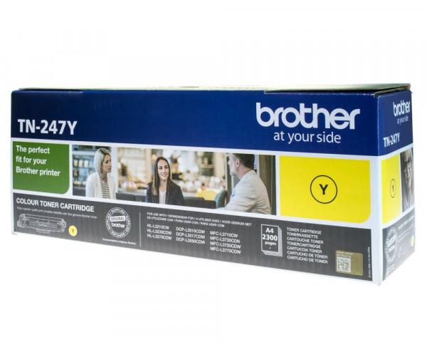 Brother TN-247Y Toner gelb