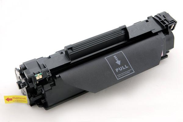 Nabutech Toner mit 100% höhere Reichweite ersetzt HP CE285A / CRG-725