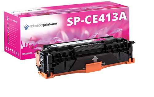 schneiderprintware CE413A Toner magenta