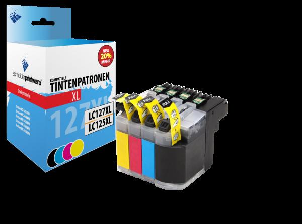 Schneiderprintware für LC127XL / LC125XL 4er