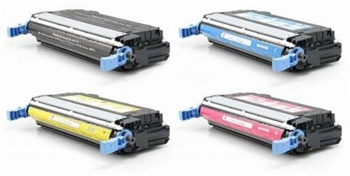 4 Original Reton Toner ersetzen HP 644A/ Q6460A,Q6461A,Q6462A,Q6463A