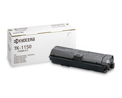 Kyocera TK-1150/ 1T02RT0NL0 Originaltoner schwarz (3.000 Seiten)