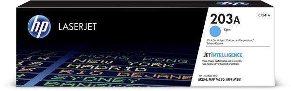HP 203A / CF541A Toner cyan