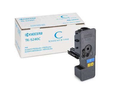 Kyocera TK-5240C Originaltoner cyan