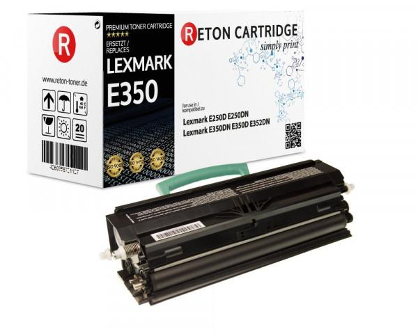 Original Reton Toner Toner ersetzt Lexmark E250 / 0E250A11E