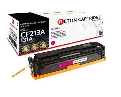 Reton Toner kompatibel zu HP CF213A / 131A magenta