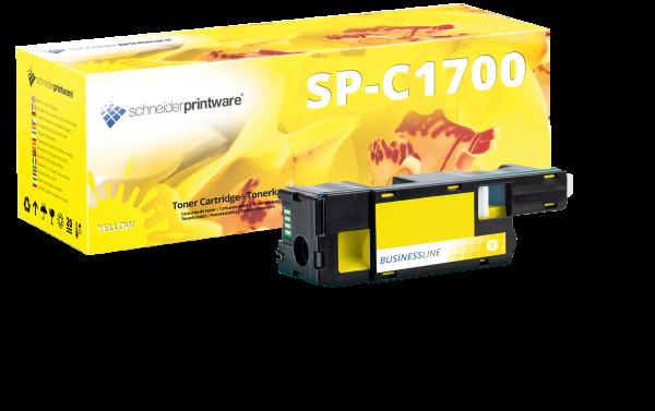 Schneiderprintware C1700 / CX17 Yellow