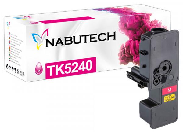 Nabutech Toner ersetzt Kyocera TK-5240M magenta