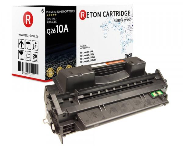 Original Reton Toner +50% mehr Druckleistung ersetzt HP Q2610A